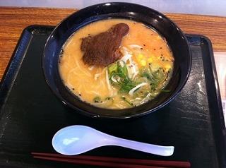 松阪肉みそラーメン
