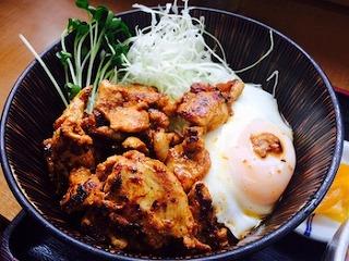 恵那鶏タンドリーチキン丼セット