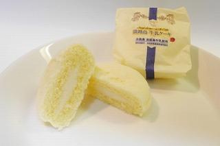 淡路島牛乳ケーキ