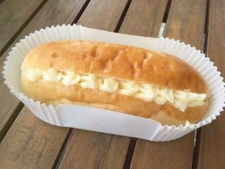 シンプルコッペ 自家製バターミルク
