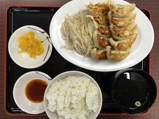 浜松焼き餃子定食