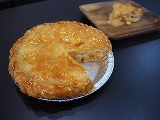 信州完熟りんごのアップルパイ