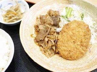 近江牛定食
