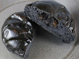 黒い黒豆あんぱん
