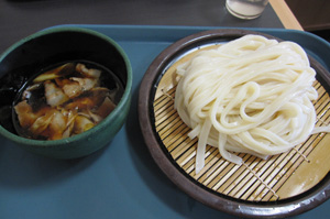 中井麺宿のさぬきうどん