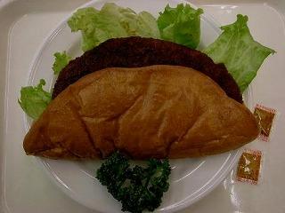わらじ味噌とんかつビッグバーガー