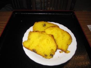 江戸崎のかぼちゃケーキ