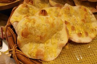 しらすの薄焼きパン