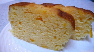 鳴門みかんケーキ
